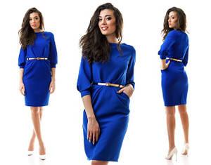 Стильное платье с рукавом три четверти , фото 2