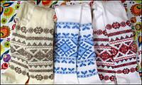 Детские колготы Дюна демисезонные в украинском стиле С ОРНАМЕНТОМ ( от 0 до 12 лет)