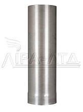 Труба для дымохода 0,5 метра 0,5 мм AISI 304