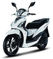 Недорогой скутер для города SYM Symphony ST 200