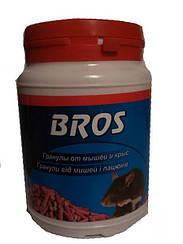Гранулы от грызунов Bros 500 гр