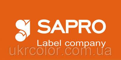 Самоклеючі наклейки на диск Sapro S2206 CD/DVD ( формат А4, 2 на листі, діаметр 117 мм на 22 мм) 50 аркушів