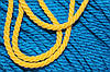 Канат декоративный акрил 5мм (50м) мор.волна