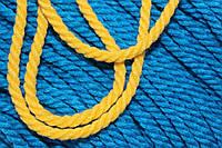 Канат декоративный акрил 5мм (50м) мор.волна , фото 1