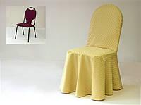 Чехлы для банкетных стульев