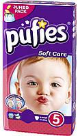 "Подгузники ""Pufies Soft Care""5 (11-25 кг) 44 шт"