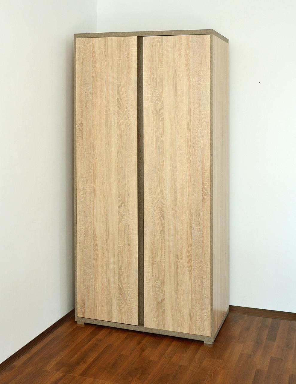 Шафа 2х дверна 2х секційна Самба