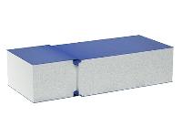 Сендвич-панель стеновая 100 мм (пенополистирол), фото 1