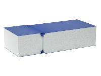 Сендвич-панель стеновая 120 мм (пенополистирол), фото 1