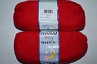Nako Ninni Bebe - 6555 красный