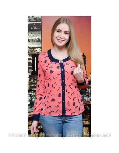 Блузка женская  модель: 899 S.M.L