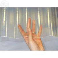 Шифер волновой в рулоне прозрачный бронза
