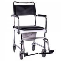 Кресло-каталка с санитарным оснащением JBS OSD JBS367A