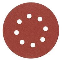 Круг абразивный для шлифования 5шт 40 Vorel