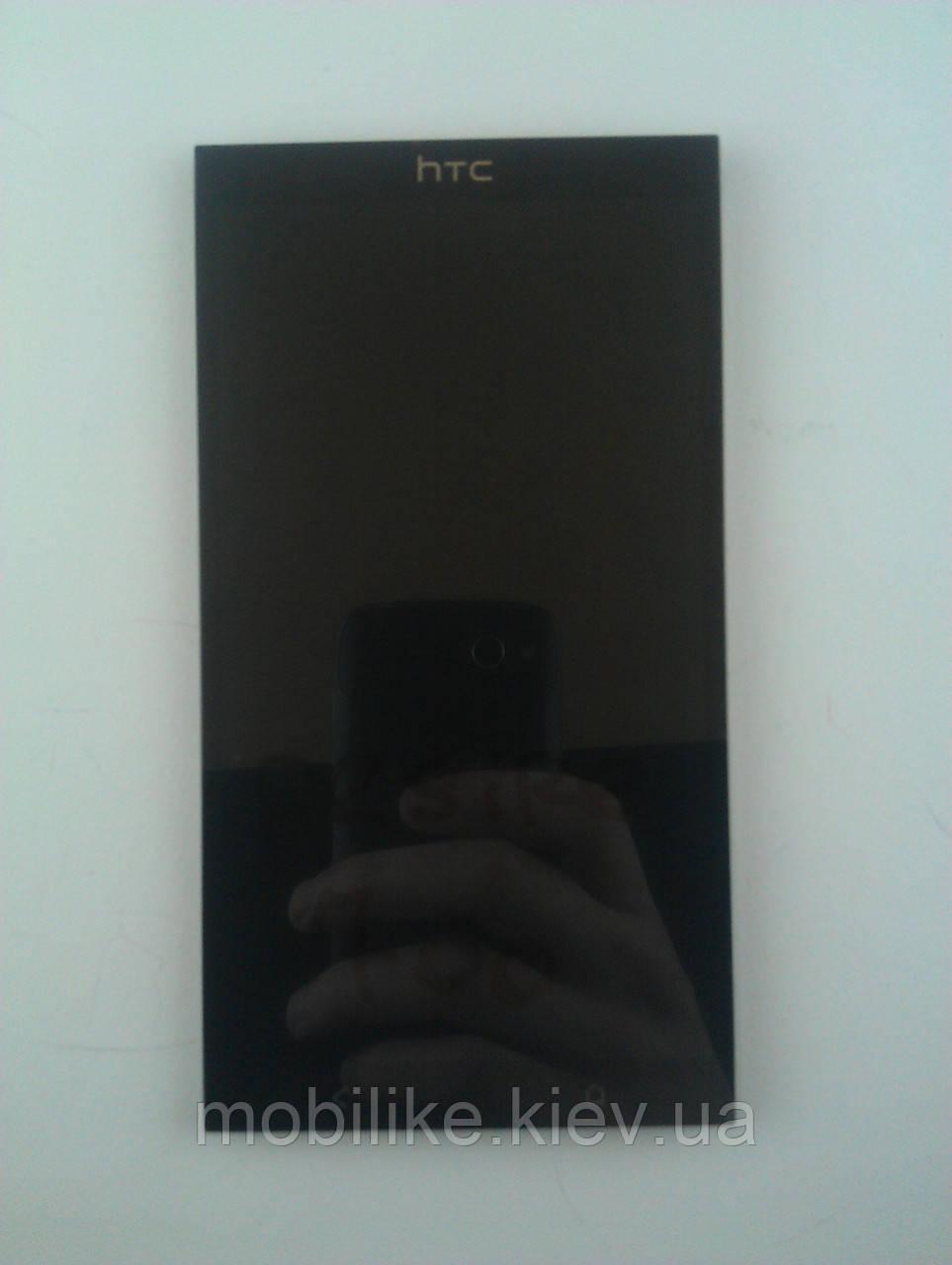 Дисплей з сенсорним екраном HTC Desire 700 чорний