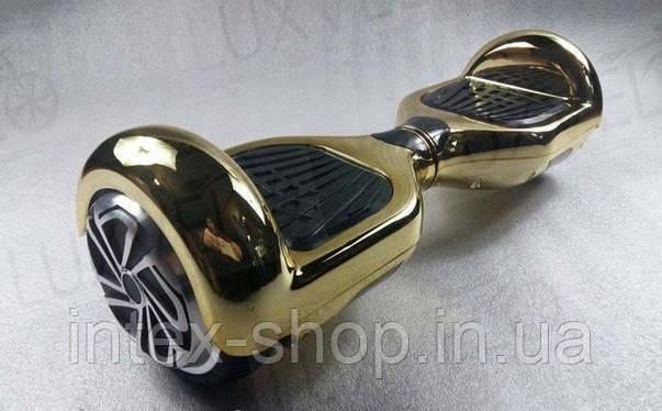SmartWay Смартвей ES-02-9 (Золотой) Колеса - 6,5 дюймов, фото 2