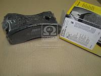 Колодки дискового тормоза (производитель Jurid) 572370J