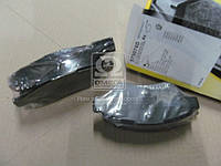 Колодки дискового тормоза (производитель Jurid) 573074D