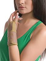 Бандаж на лучезапястный сустав с фиксацией пальца 8552 люкс Медтекстиль, (Украина)