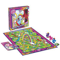 Оригинал. Развивающая Логическая игра Друзья радуги My Little Pony Hasbro B0405