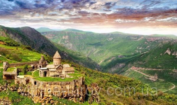 Приключенческий тур в Грузию на 10 дней / 9 ночей