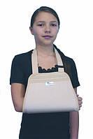 Ортез детский на верхнюю конечность (Поддерживающая повязка на руку трапеция) ОВ.05