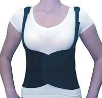 Ортез на грудной и пояснично-крестцовый отделы позвоночника эластичный (Пояс корсетный) ОХ.17