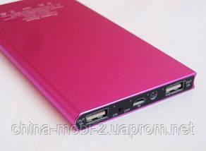 Универсальная батарея - Samsung Power bank 18000 mAh,pink, фото 3