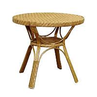 Стол плетенный из лозы СЖ 1