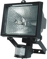 Прожектор с галогенными лампами 400 вт с датчиком движения Vorel