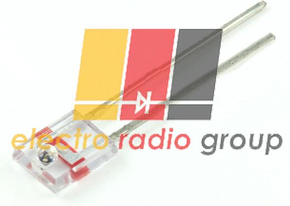 Фототранзистор ST-23G(прямоугольный)