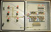Я5424, РУСМ5424, Я5426, РУСМ5426  реверсивный двухфидерный  ящик управления  электродвигателями, фото 3