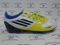 Бутсы Adidas F10 TRX FG JR