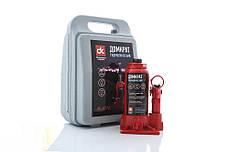 Домкрат бутылочный DK JNS-02 PVC 2т (чемодан)