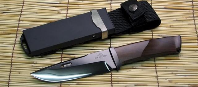 Ножи рыбацкие