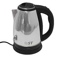 Электрический чайник ST 99-005-35 GRAY на 1,8л Нержавейка!