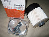 Фильтр топливный RENAULT (производитель Knecht-Mahle) KX338/26D