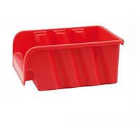 Vorel контейнер складской / Ecobox p-4 23,5 x 17,3 x 12,5 см