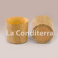 Форма для выпечки паски бумажная, панеттоне (155/106 мм)