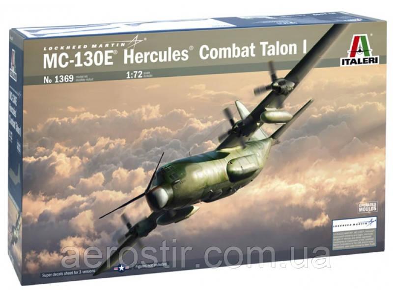 MC-130E  ' Hercules'      1\72   ITALERI