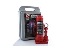 Домкрат бутылочный DK JNS-03 PVC 3т (чемодан)