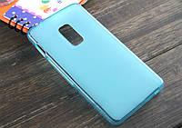 Чехол TPU для Acer Liquid Z200 DualSim голубой
