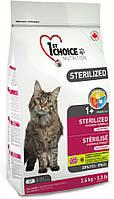 Корм для стерилизованных кошек 1st Choice Cat Sterilized