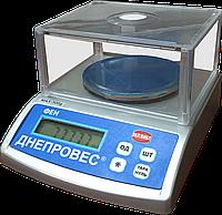Весы лабораторные ФЕН-300Л