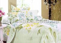 Комплект постельного белья  le vele сатин размер полуторный SILENT