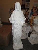 Скульптура из бетона Иисус 85 см, 120 см, фото 1