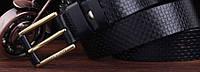 Мужской кожаный ремень Tommy Hilfiger. Кожаный ремень. Кожаные мужские ремни.