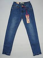 Красивые джинсовые штаны для девочки на 10 лет