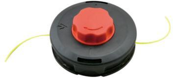 Головка косильная полуавтомат универсальная, профессиональная, D=120 мм
