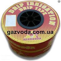 Трубка для капельного полива эмиторная Drip Tape UCHKUDUK 10 см (1000м)